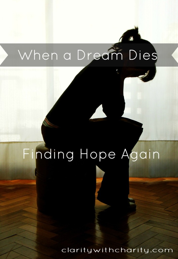When a Dream Dies